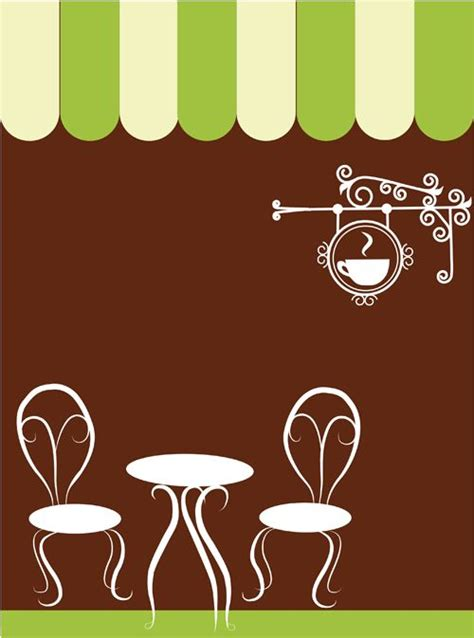 design menu cafe vector vintage cafe logo design vector of vintage cafe menu