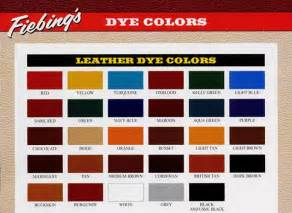 fiebings leather dye colors fiebing s leather dye w applicator 28 colors 4 oz ebay