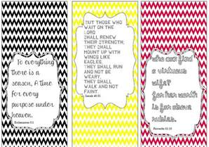 seasons homemaker free printables bible verse bookmarks