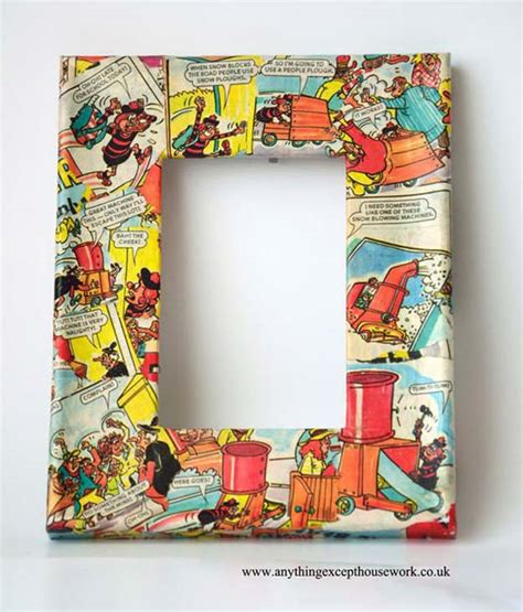 Decoupage Frames Ideas - 32 awesome diy gifts for your boyfriend diy projects for
