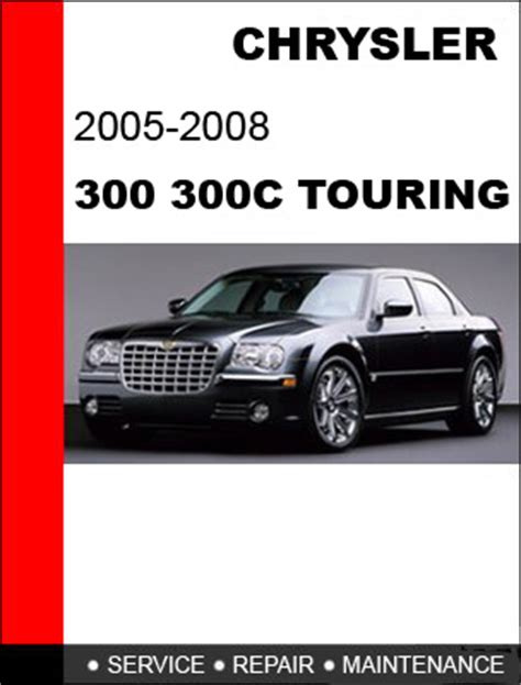 car repair manuals online free 1999 chrysler 300 on board diagnostic system service manual 2005 chrysler 300c service manual pdf 2005 2006 2007 2008 chrysler 300 300c