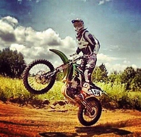how to wheelie a motocross bike 41 best images about dirt bikes on ken block