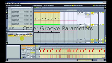 drum groove tutorial ableton live tutorial mpc drum grooves hip hop swing