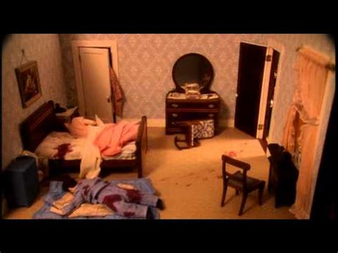 doll house murder of dolls and murder a documentary about dollhouse crime scenes