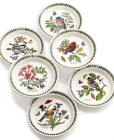 Portmeirion Dinnerware Botanic Garden Collection Portmeirion Dinnerware Botanic Garden Birds Collection Casual Dinnerware Dining