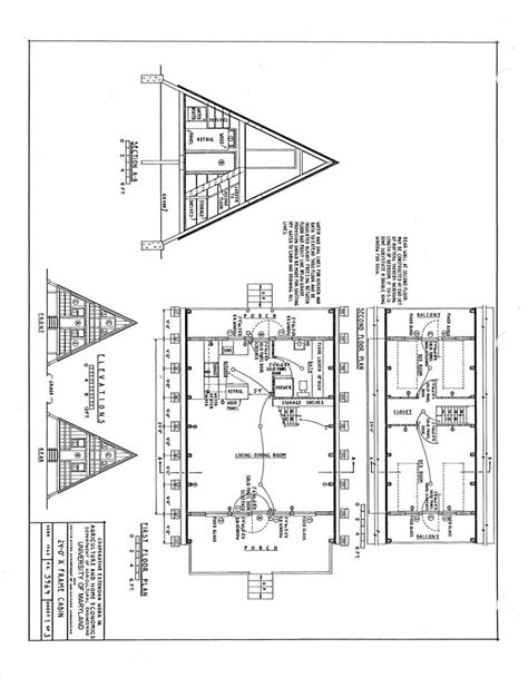free a frame cabin plans best 25 a frame cabin plans ideas on a frame