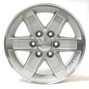 17 Inch Gmc Truck Wheels 17 Inch Wheel Gmc 1500 Yukon Xl