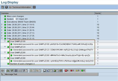 password reset tool in sap sap basis tutorials how to lock or unlock multiple users