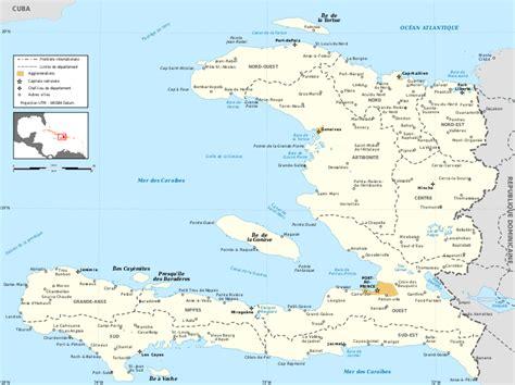 map of haiti cities file haiti administrative map fr svg wikimedia commons