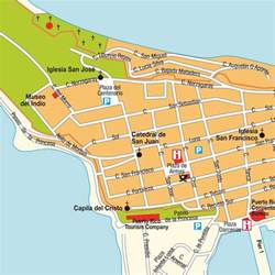 San Juan Puerto Rico Map by Map San Juan Puerto Rico Maps And Directions At Map