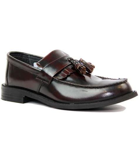 mens oxblood tassel loafers new mens retro mod loafers loafer shoes tassel fringe 60s
