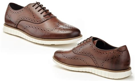 groupon haircut oxford up to 73 off on adolfo men s oxford shoes groupon goods