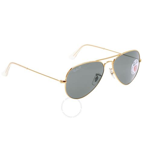 Sunglasses Rb3025 Original Aviator ban original aviator green polarized sunglasses rb3025