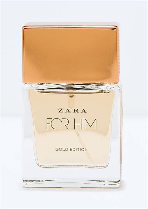 Parfum Zara For Him zara for him gold edition zara cologne a new fragrance for 2015