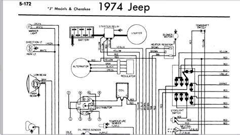 1967 jeep cj wiring diagram 1967 free engine image for