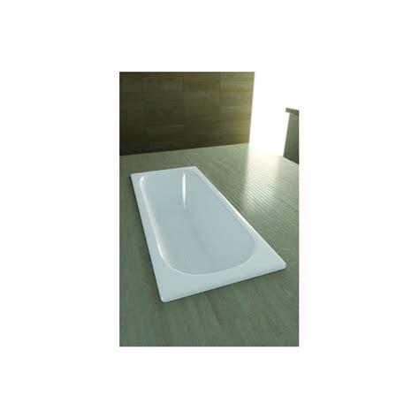 vasca da bagno 120 x 70 vasca da incasso 120x70 cm in acciaio vendita