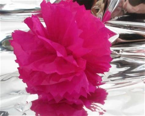 fiori di carta per natale fiori di carta velina per natale