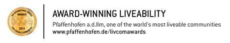 Bewerbung Betreff Farbig Livcom Award 2011 Pfaffenhofen A D Ilm