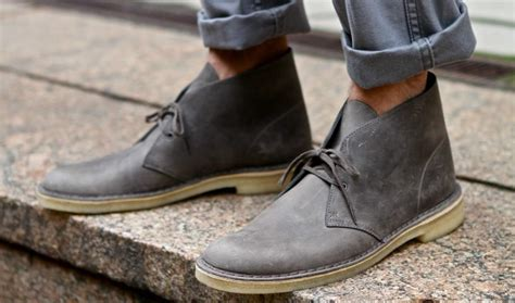 how to wear desert boots with the idle