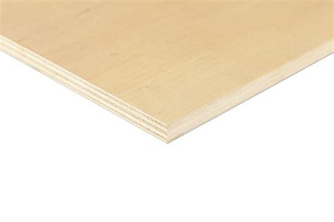 sanply prefinished birch plywood c d grade 1 4 quot 170 sheet