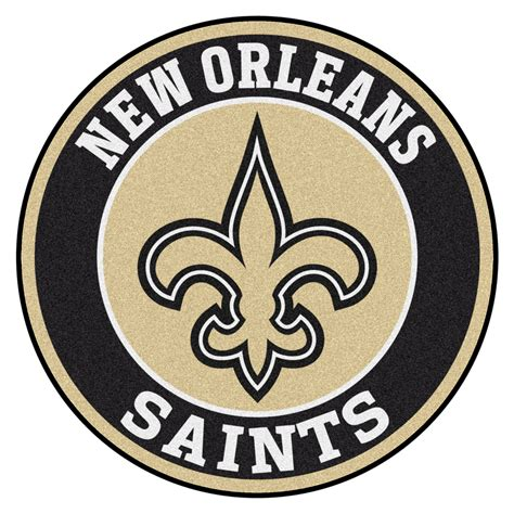 Saints Area Rug by New Orleans Saints Rug Rug Designs
