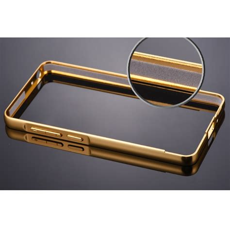 Alumunium Bumper Asus C 4c aluminium bumper with mirror back cover for xiaomi mi 4i 4c golden jakartanotebook