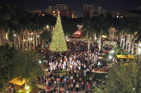 christmas lighting ceremony hotel gm speech of merrick park lights up the season haute living