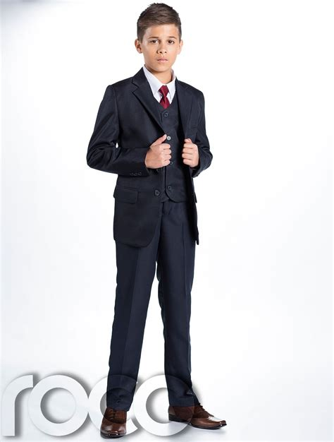 C Kid Toxedo jungen marineblau anzug schwarz pagenjunge abschlussball anz 252 ge hochzeit anzug ebay