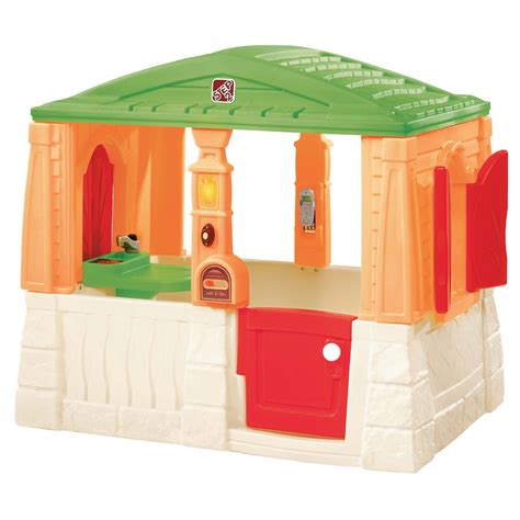 step2 neat and tidy cottage 171 outdoor playsets