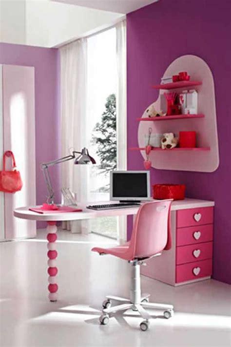 desk for teenage bedroom pink teen bedrooms modern desk and teen bedroom on pinterest