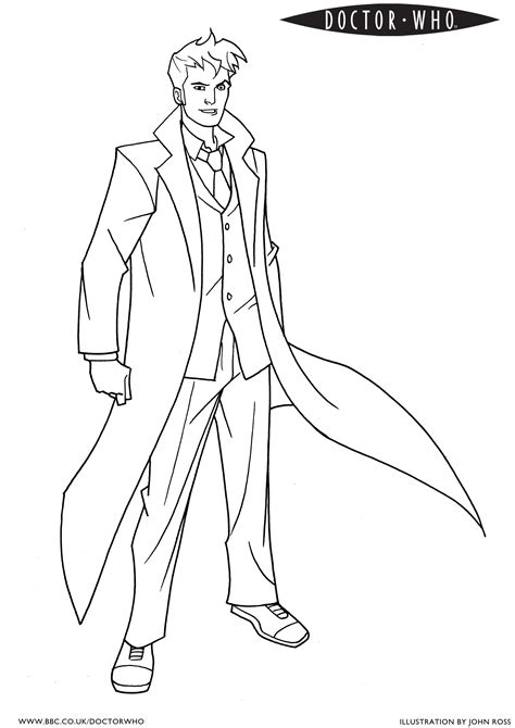 printable doctor coloring page doctor who coloring pages az coloring pages