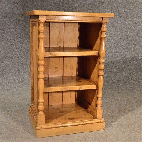 antique pine cabinet for sale antique pine narrow cabinet bookcase shelves antiques atlas