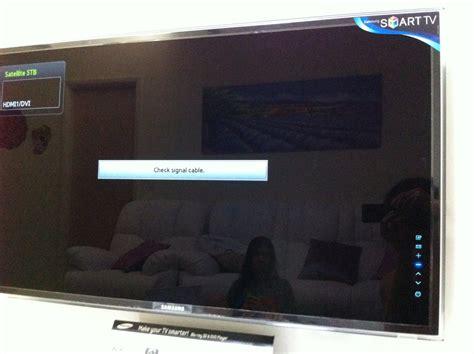Samsung Tv Blinking Light by Tv Model Is Ua40d6400um The Icon Decrease Volume