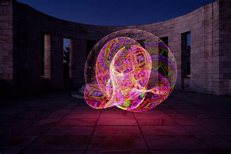 painting with light how to create beautiful light painting images with an
