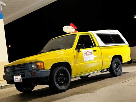 yellow toyota truck yellow toyota truck pixar