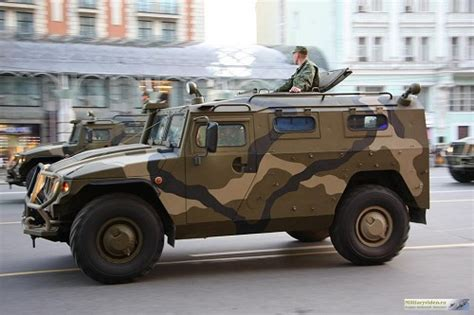 russian military jeep may 2008 information news about military equipment