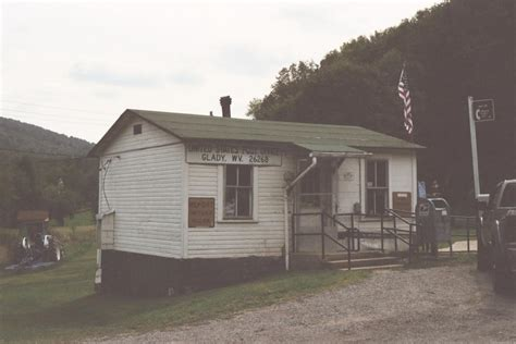 glady west virginia post office