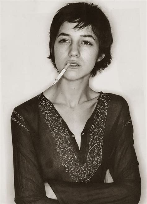 short hairsyles in charlotte nc short hair a la charlotte gainsbourg cut color