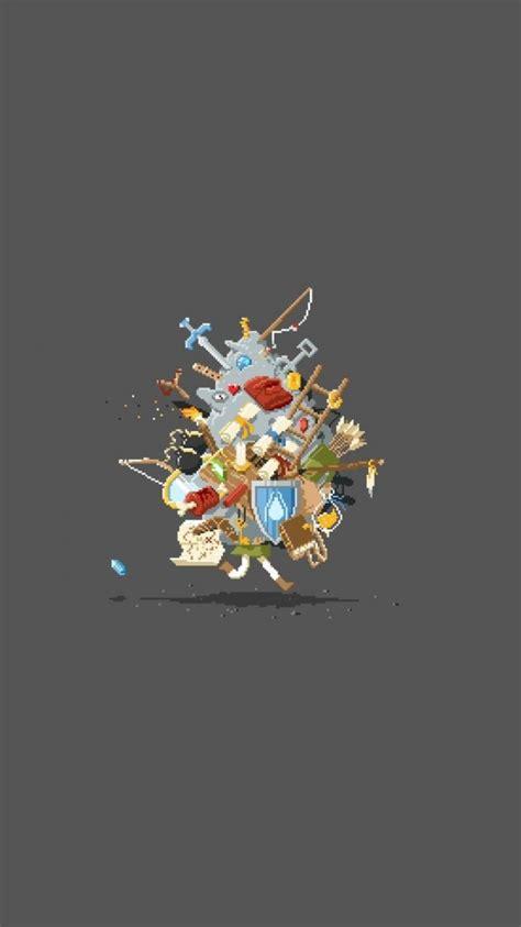 wallpaper iphone 5 nerd link the legend of zelda threadless dangerous nerd