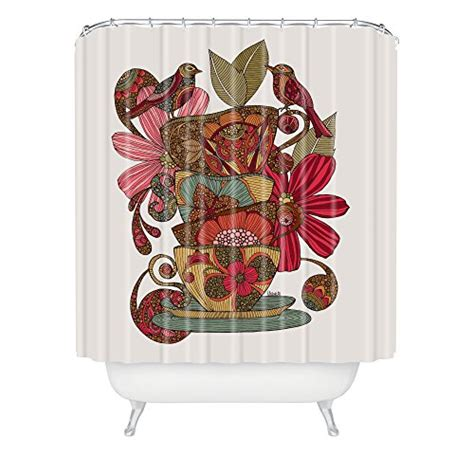 94 Shower Curtain by Deny Designs 71 By 94 Inch Valentina Ramos Morning