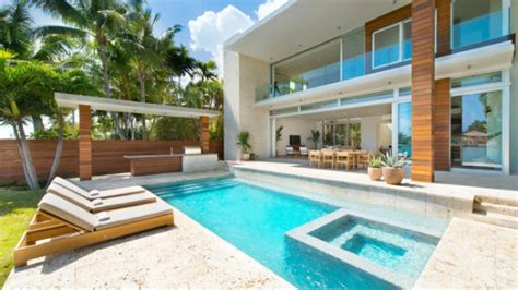 home design expo miami beach casa moderna di lido island miami beach florida