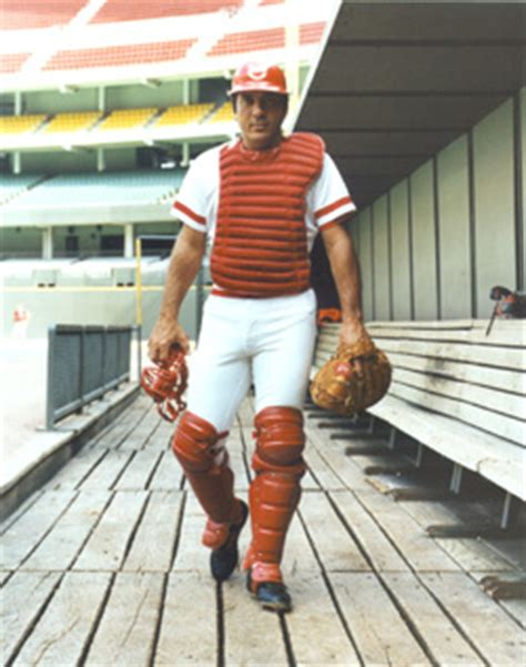johnny bench family red s player of the week past and present johnny bench