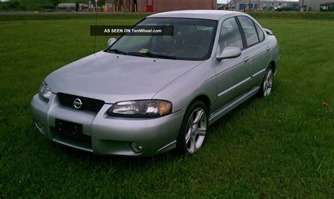 02 Sentra Spec V by Nissan Sentra Ser Spec V 2002 Tuning