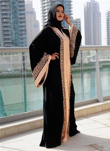 Gamis Abaya Arab Abaya Mery Abaya Arab Abaya Hitam dubai ux ui designer and for on