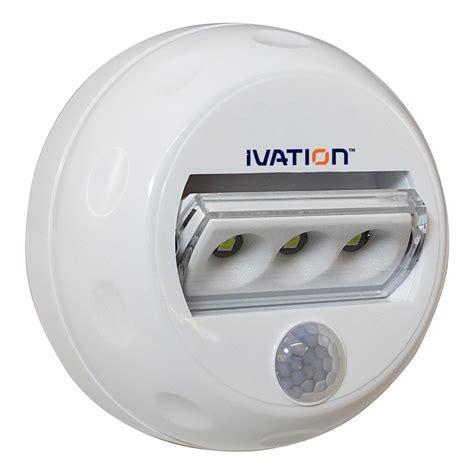 amazon motion sensor light ivation 3 led automatic motion sensing directional night