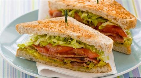 recipes for lunch sandwiches