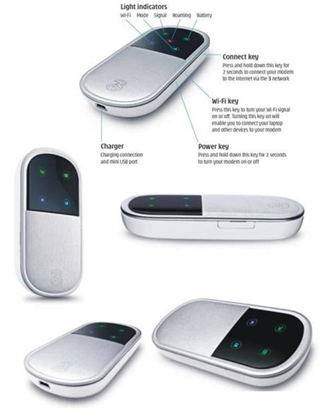 Modem Wifi Huawei E5830 modems huawei e5830 hsdpa hsupa 3g mifi