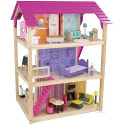 doll house picture large modern dollhouse furniture set