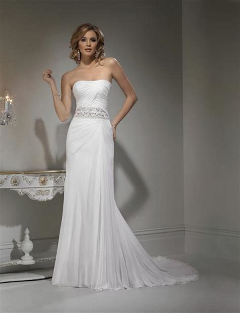 aisle style grecian style wedding gowns paperblog