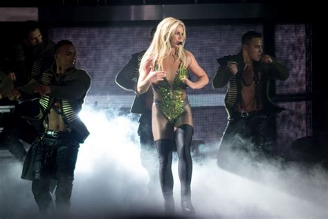 britney spears concert britney spears performs at a concert in tokyo 06 04 2017